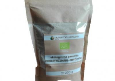 panierka gryczano - kukurydziana EKO 200g