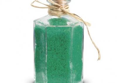 Sól do kąpieli leśna 600g szkło