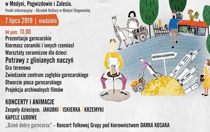 Jarmark Garncarski w Medyni Głogowskiej Świętowanie Dziedzictwa