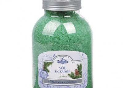 Sól do kąpieli leśna 1200g