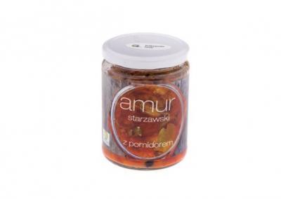 Amur Starzawski z pomidorami 400ml