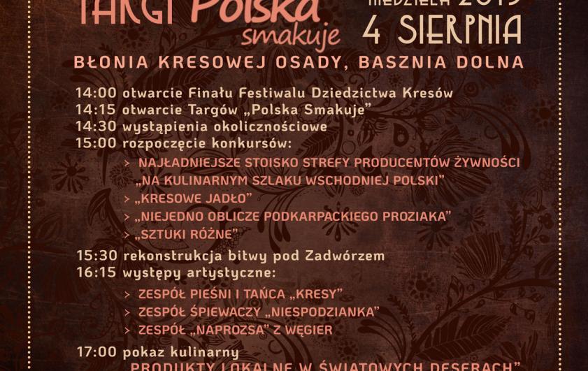 Final Festiwalu Kresowego w Baszni Dolnej