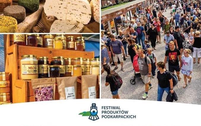 Festiwal Produktów Podkarpackich w samym centrum Bieszczad