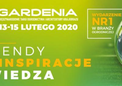 Gardenia 2020 13.II-15.II
