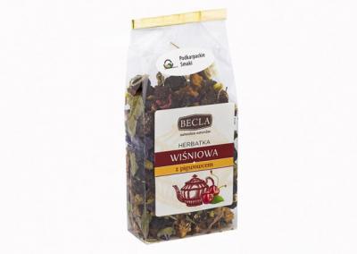 Herbatka wiśniowa z pigwowcem 100g