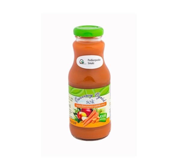 Sok marchwiowo-jabłkowy 250 ml