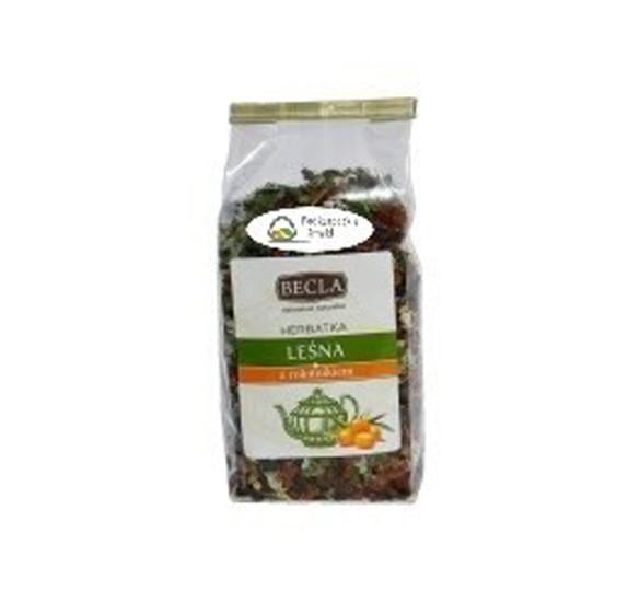 Herbatka leśna z rokitnikiem 100g