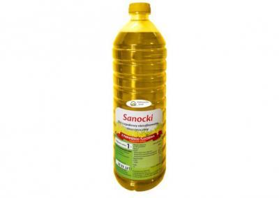 Olej sanocki rzepakowy 1l