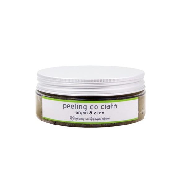 Peeling do ciała arg&zioła 200ml Rym. Zdr.