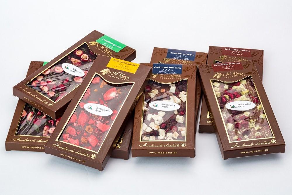 M Pelczar Chocolatier Anna Pelczar