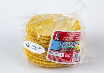 Przekąska paprykowo/serowa 100 g