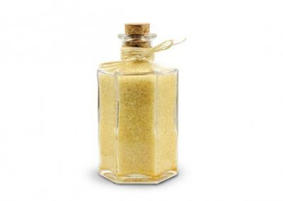 Sól do kąpieli mleko i miód 600g szkło