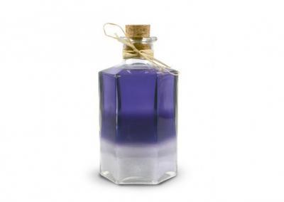 Solankowy płyn do kąpieli lawenda 0,5l szkło