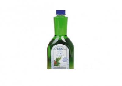 Solankowy płyn do kąpieli leśny 0,5l plastik