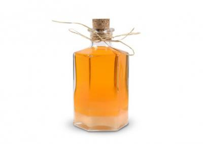 Solankowy płyn do kąpieli pomarań/mango 0,5l szkło