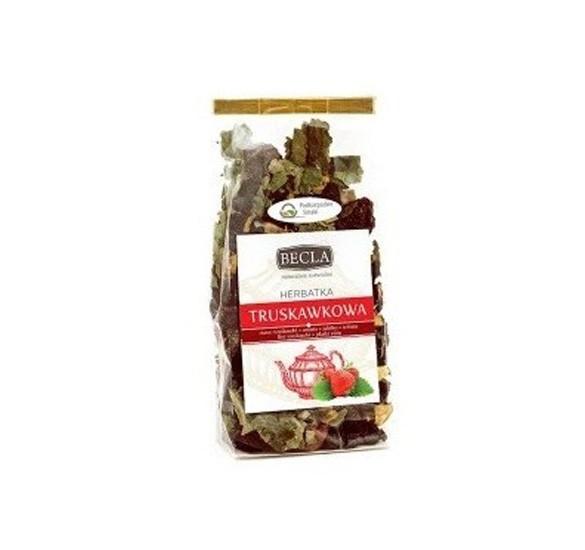 Herbatka truskawkowa 100g