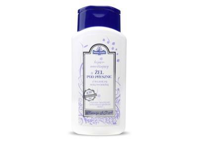 Żel pod prysznic z leczniczą solą 200 ml , Iw. Zdr